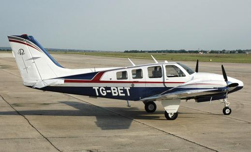 Beechcraft 11