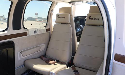 Beechcraft Seats
