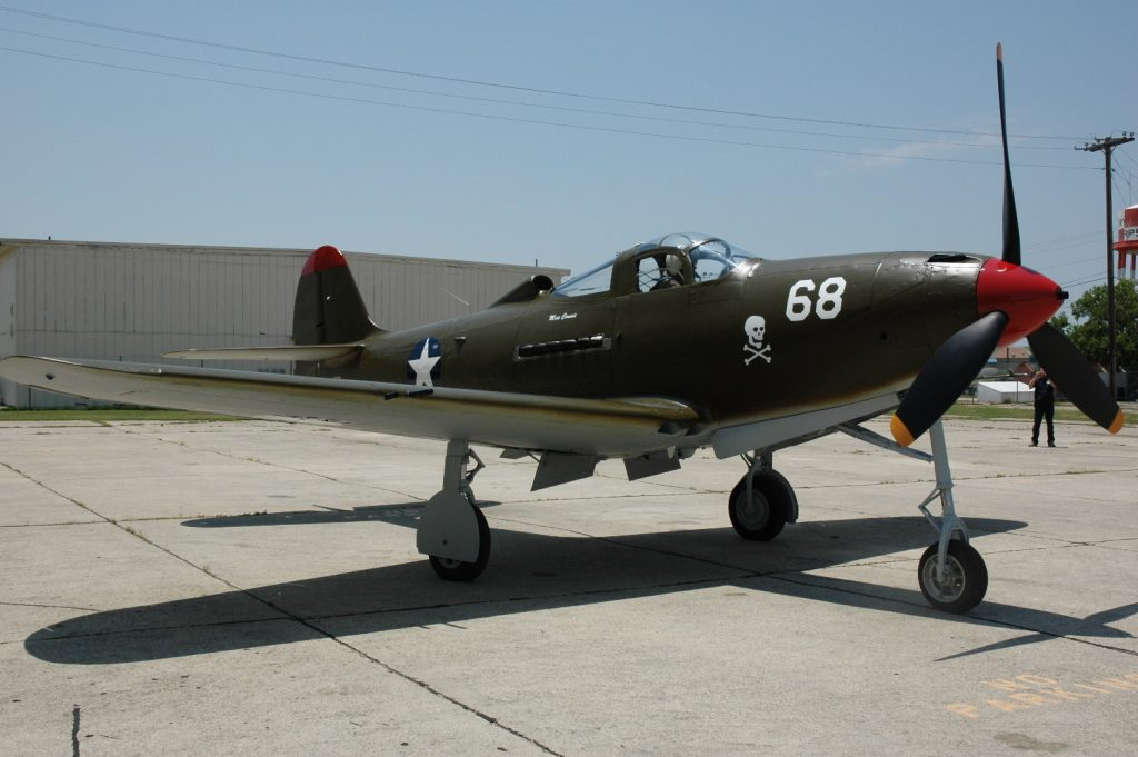 Specialized Aero Supports Commemorative Air Force with